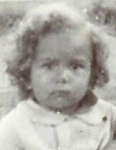 (11/29/1939) Tapatuan, India *Dutch* (09/26/1944) Illness in Japanese run camp in Brastagi, Indonesia  4 years old