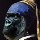 The Monkey Lisa and Gorilla With A Pearl Earring? Portraits Of Animals In Renaissance Artwork