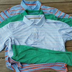 """""""BUNDLE SALE Golf Shirts"""" In very good condition. No rips or stains like new. George Tops Tees - Short Sleeve"""