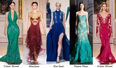 gowns and celebrities | Awards Season Evening Gown Wishlist 2013