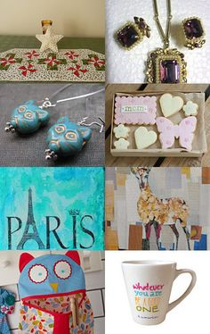Great Gift Ideas! --Pinned with TreasuryPin.com