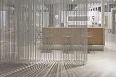 Modern Rain like curtains Design by KriskaDECOR House Design Pictures