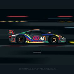 So happy with how these printed up. The night race version of the 911 GT1 EVO artwork available at Dirtynailsbloodyknuckles.com  Link in profile  #porsche #911 #gt1 #911gt1 #porsche911 #993gt1 #993911 #porscheart #porschefans #porschemotorsport #motorsport #carart #automotiveart #racecar #becauseracecar #996 #996gt1 #championmotorsport #championmotorsports #flatsix #flat6 #luftgekuhlt #aircooled
