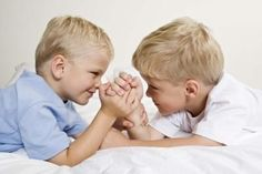 Older Sibling Photography