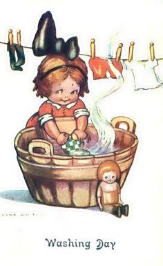 laundryday.quenalbertini: Washing day