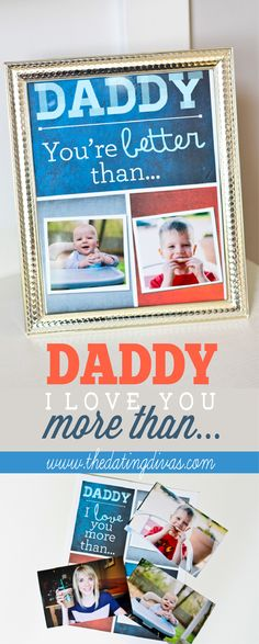 I LOVE this DIY idea as a Father's Day gift and he will too! www.TheDatingDivas.com