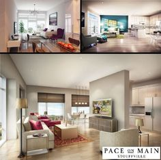 Great and wonderful quality luxurious suites at Pace on Main.  #paceonmaincondolifestyle #paceonmainluxurycondoliving