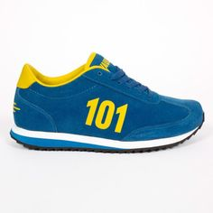 Vault 101 Sneakers Based on the Video Game Series 'Fallout'