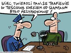 Przypadek podczas Sylwestra :-) Oglądaj inne komiksy na  http://kuku.pl