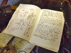 PAGES OF THE BOOK OF WESTMARCH