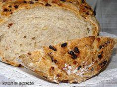 GRUNT TO PRZEPIS!: Cebulowy chleb z naczynia żaroodpornego Rolls, Cooking, Buns, Breads, Bread Rolls, Kochen, Chongos, Bread, Braided Pigtails