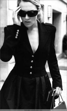 Kate Winslet by Mario Testino.