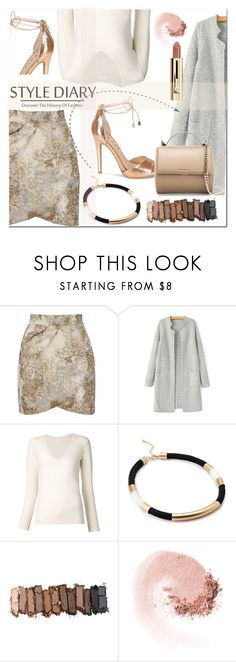 """""""Style Diary"""" by fashiontake-out ❤ liked on Polyvore featuring Yumi, Chloé, Ravel, Forever 21, Urban Decay, NARS Cosmetics, Givenchy, women's clothing, women and female"""