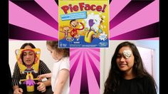 Pie Face Challenge - Pie Face Game - Toy Review - So Funny