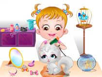 Have a notorious day along with Baby Hazel and her naughty furry cat. Play Baby Hazel Naughty Cat game on babyhazelgames at http://www.babyhazelgames.com/games/baby-hazel-naughty-cat.html