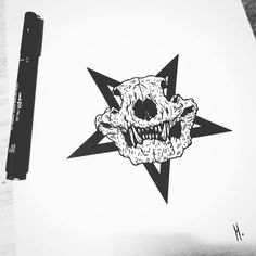 Crâne - Hyde Omega