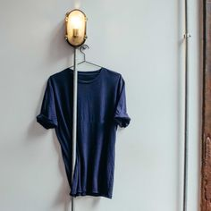 To every longsleeve belongs a matching t-shirt. All blue today.  #funktionschnitt #tencel #tshirt #photooftheday #fashion #thisiscologne #clothes #look #instagood #potd #fashioninspiration #shopping