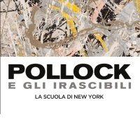 Mostra: La scuola di New York con Jackson Pollock, Rotko, Kooning, Kline...  Palazzo Reale Milano.  Oltre 60 capolavori provenienti dal Whitney Museum di New York.
