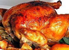 Filipino Roasted Chicken Recipe