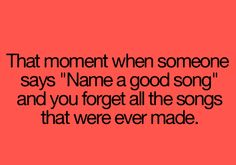 happens to me all the time!!