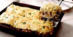 Creamy White Chicken & Artichoke Lasagna | KitchenDaily.com http://www.kitchendaily.com/recipe/creamy-white-chicken-artichoke-lasagna