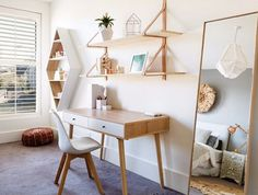 Office Desk - Buy Jorgen Scandinavian Office Desk   Danish Office Desks – Retrojan