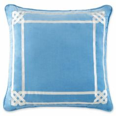 Another Jonathon Adler pillow that I just love!  I have a crazy addiction to pillows.  JCP