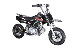 SR70C Mini Dirt Bike 70cc Dual Disc Brakes