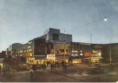 Ralph Erskine, the Lulea Shopping Complex