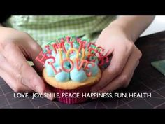 #16 How to make Fondant Letters