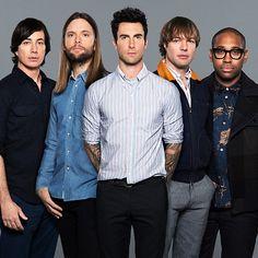 MAROON 5 - Letras de canciones de Maroon 5