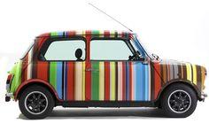 striped Mini, for Paul Smith
