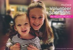 myFace #VolunteerSpotlight: Thank you Jordan Seder for your time & effort to raise money for those who live with #craniofacial conditions. myFace is truly grateful for your help!   There are two days left to help Jordan complete her #Mitzvah project. Read about her inspiring story here: myface.org/jordan_batmitzvah Are YOU interested in having your own #fundraiser for myFace? Please contact info@myface.org