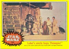 193 - Luke's uncle buy Threepio!