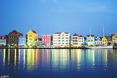 Curaçao.....just read an article on this place oooooh I wanna go so bad