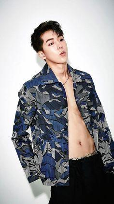 Nam Joo Hyuk – The Star Magazine August Issue Sung Joon, Lee Sung Kyung, Jong Hyuk, Lee Jong Suk, Nam Joo Hyuk Abs, Korean Star, Korean Men, Nam Joo Hyuk Wallpaper, Park Bogum