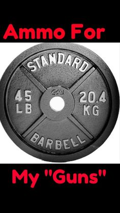 Ammo For My Guns  MuscleUp Bodybuilding. ~ mikE™