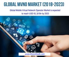 3131cd5985 Global  MobileVirtualNetworkOperator Market is expected to reach USD 91.18  Bn by 2023 expanding