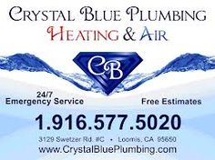 The company is licensed and insured with the timely discount coupons for their customers that can be taken up with the guaranteed response. On the other hand you can check with the Better Business Bureau (BBB) for the rating sequence. http://www.prlog.org/12093882-crystal-blue-plumbing-for-air-conditioner-repairs-in-california.html