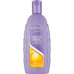 Andrélon Perfecte Krul Shampoo 300 ML | Etos Shampoo, Conditioner, Alcohol, Soap, Bottle, Classic, Perfume Store, Rubbing Alcohol, Derby