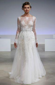 Los vestidos de novia más bonitos de la New York Bridal Week