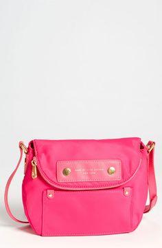MARC BY MARC JACOBS 'Preppy Nylon Mini Natasha' Crossbody Bag