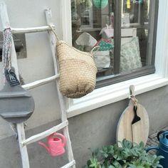 Window from Pluum in Leiden, the Netherlands. Photo by Buitenleven in de Binnenstad.