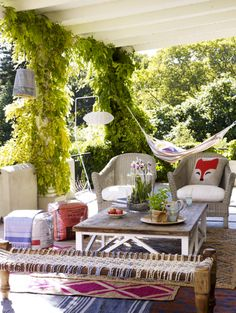 Outdoor | Wicker | Al fresco seating | Terrace | Modern | Livingetc