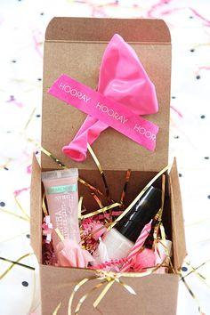 A Bubbly Life: Happy Birthday in A Box! Good.