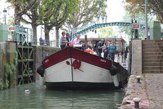 VENTE Magnifique péniche habitable Ile de France Plus de détails sur notre site http://www.immofrance-international.com/property/achat-peniche-habitable-ile-de-france-92/