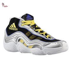 watch e7104 e14b2 Adidas Crazy 2 Chaussures de basket Hommes style  S83922-sil   metll    flash Taille  13 M nous  Amazon.fr  Chaussures et Sacs