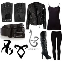 shadowhunter outfit - Google Search