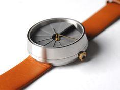 4th Dimension Concrete Watch by 22 Design Studio