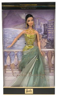 Barbie Exotic Beauty Collector Doll Barbie,http://www.amazon.com/dp/B00006LU8T/ref=cm_sw_r_pi_dp_tGKWsb1TJ13VN5XT